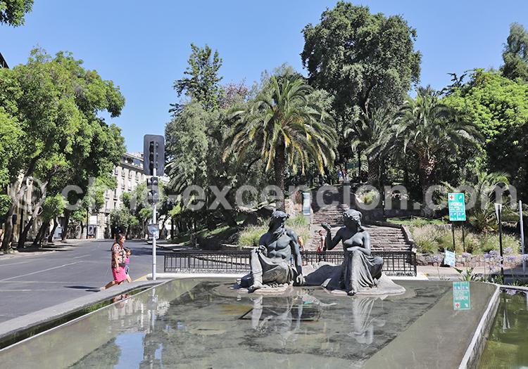 Quartier Lastarria, Santiago de Chile