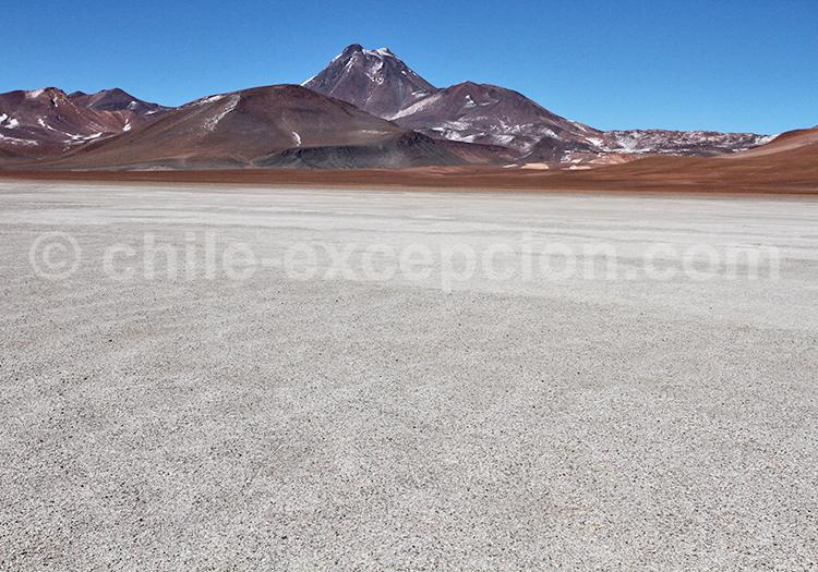 Excursion Altiplano, Salar de Pujsa, Chili