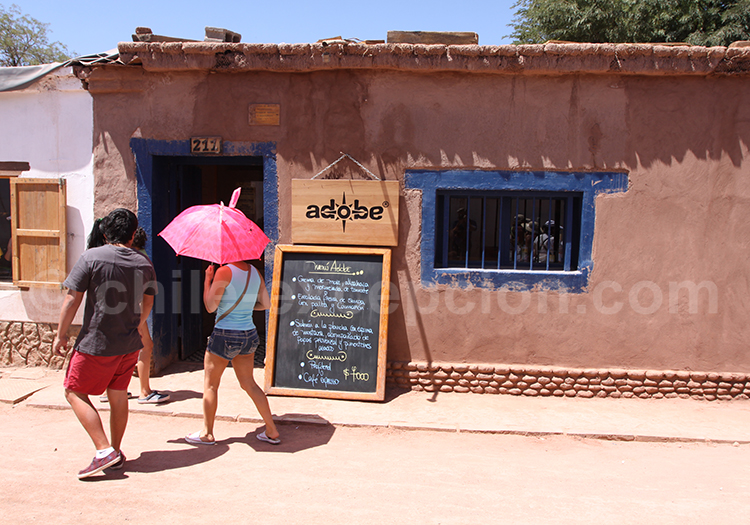 Adobe, San Pedro de Atacama
