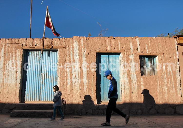 Séjour à San Pedro de Atacama, Chili