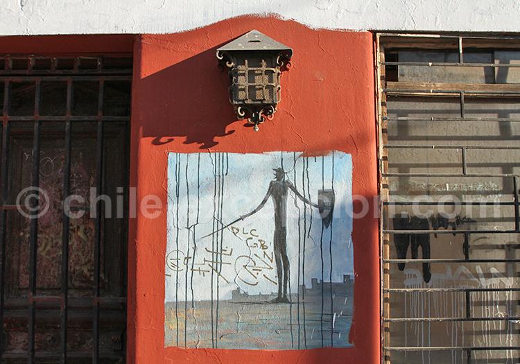 Peinture de rue, Bellavista