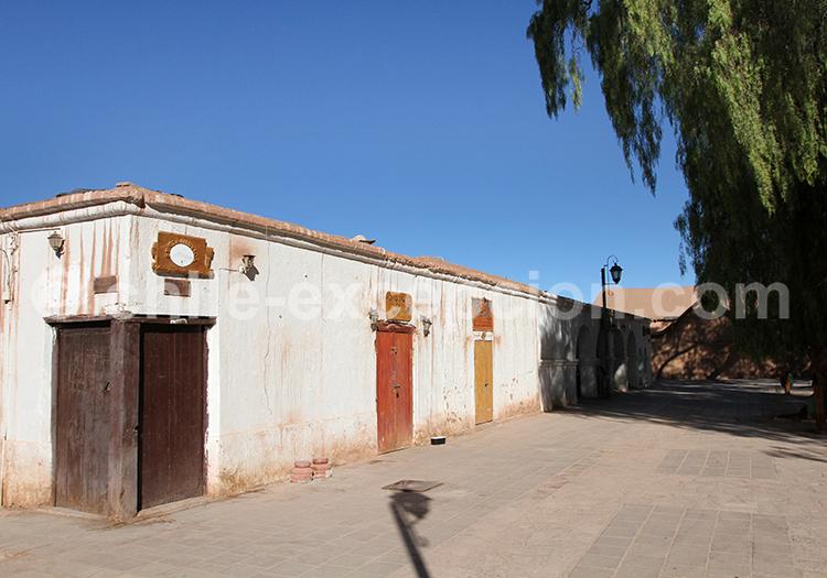 San Pedro de Atacama, désert d'Atacama