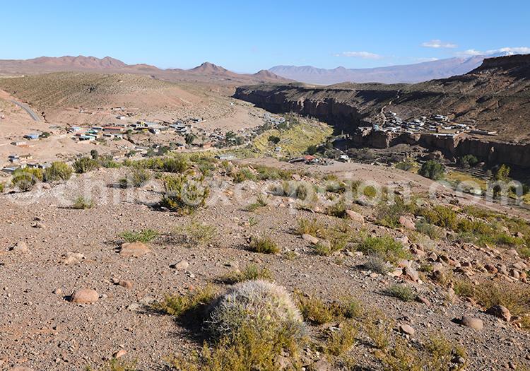 Tour personnalisé, villages des Andes