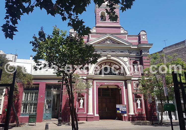 Eglise de la Vera Cruz, Lastarria