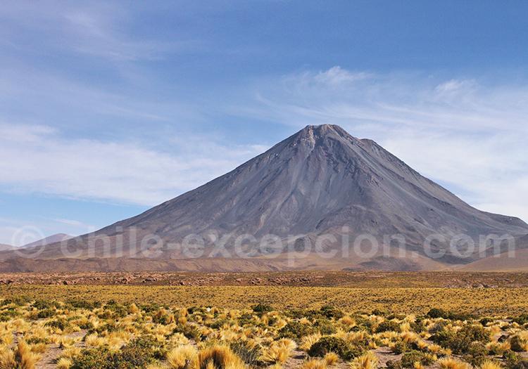 Volcan Licancabur, Nord du Chili
