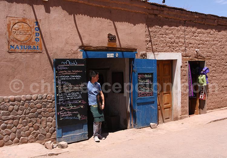 Restaurant, San Pedro de Atacama