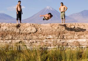 Laguna Piedra, Atacama
