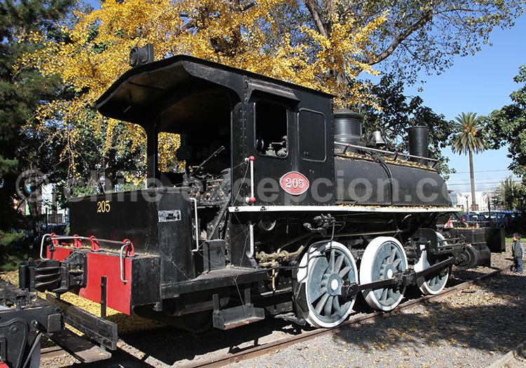 Musée ferroviaire de Santiago du Chili