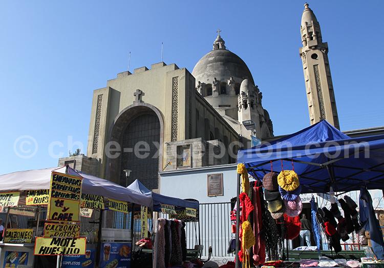 Basilique de Lourdes, Santiago du Chili
