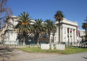Musée d'Histoire Naturelle, Santiago du Chili