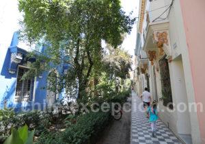 Passage Adriana Cousiño, quartier Yungay