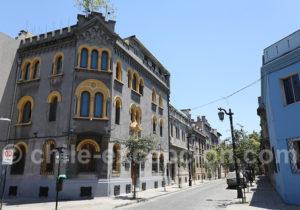 Barrio Yungay, quartier historique de Santiago