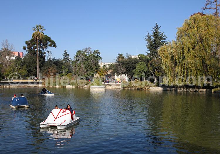 Parque Quinta Normal, Santiago de Chile