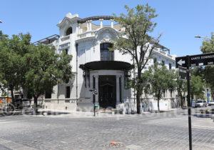 Que visiter dans le quartier Yungay de Santiago
