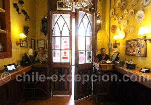 Restaurant Mardoqueo Costillas, Santiago