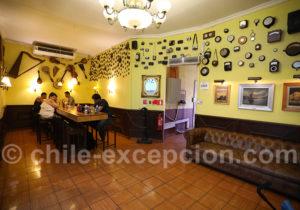 Restaurant Mardoqueo Costillas, Barrio Yungay