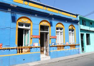Quartier Yungay entre les avenues Ricardo Cumming et Matucana