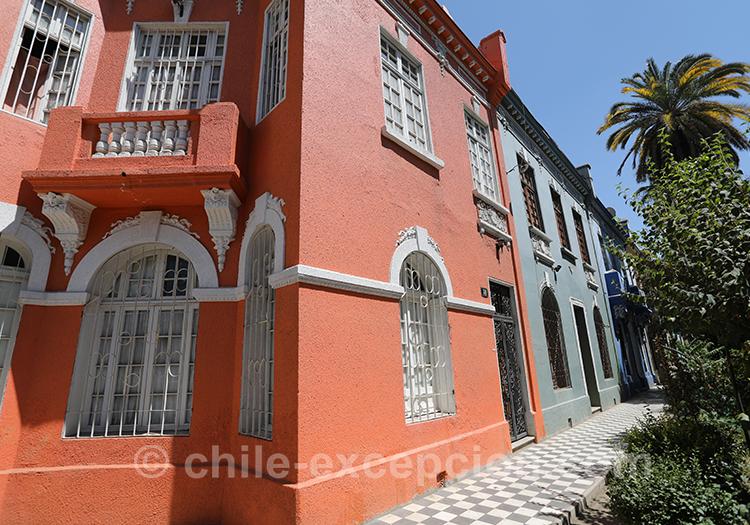 Que voir dans le quartier Yungay, Santiago, Chili