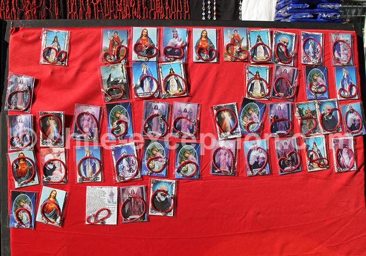 Souvenir de la Basilique de Lourdes, Santiago de Chile