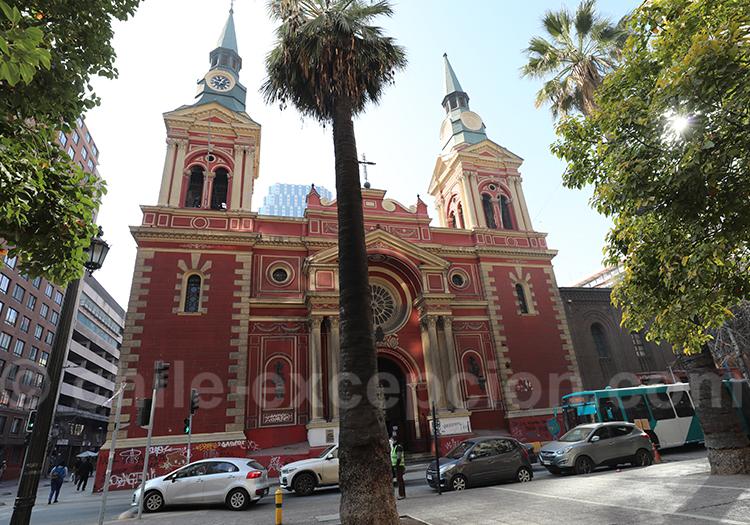 Basilique de La Merced, Santiago Centro