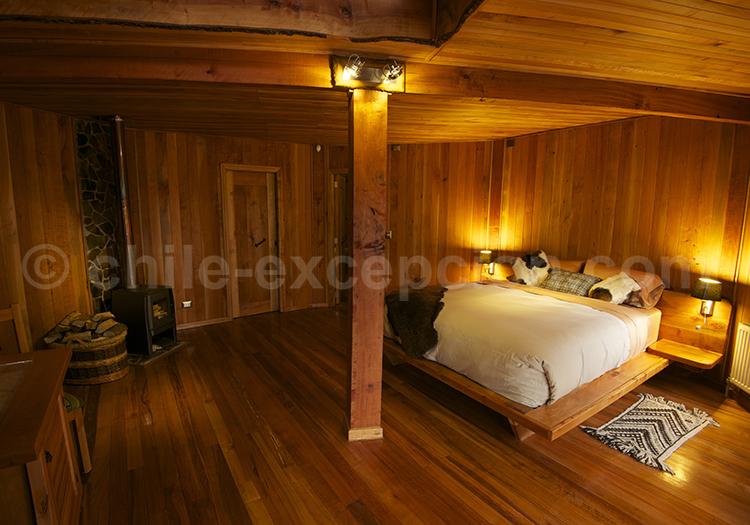 Ñamku Lodge, Chambre double