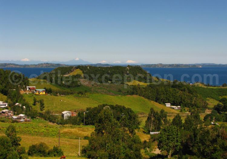 île de Chiloé, Tenaum