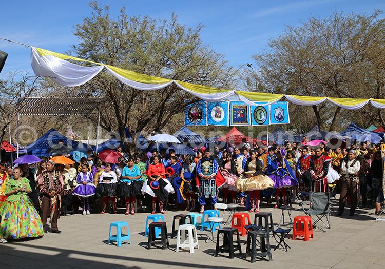 Activité touristique, Fiesta de la Tirana
