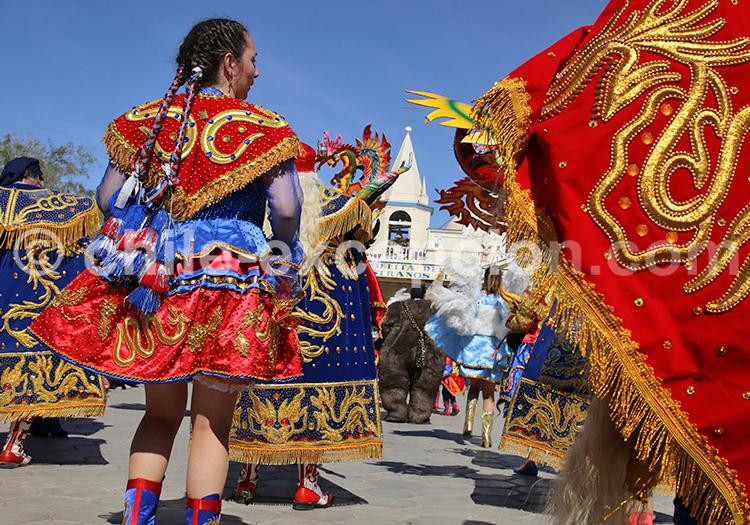 Danses folkloriques du Chili