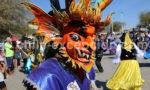 Masques folkloriques, La Tirana, Chili