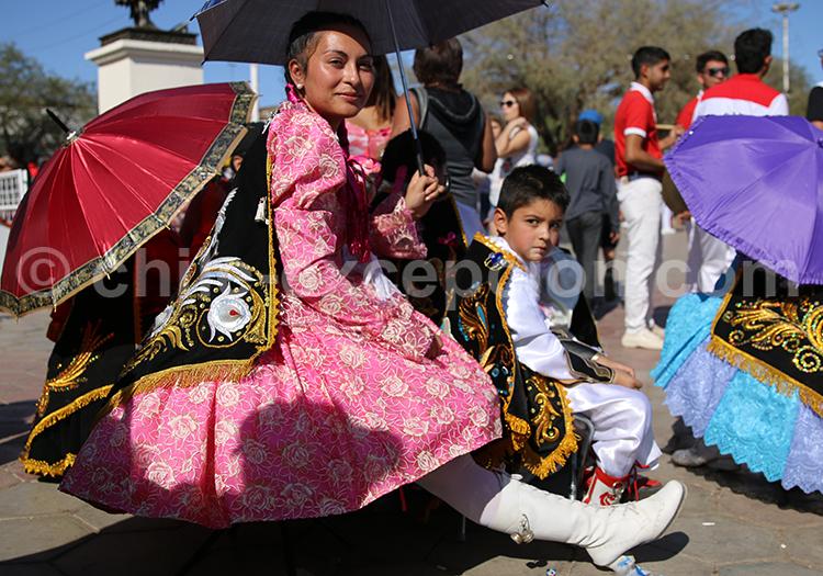 Arts et traditions populaires des Andes