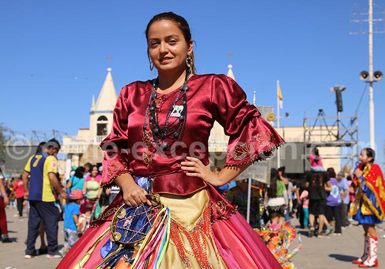 Tourisme culturel, Chili