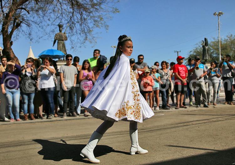 Parade de danse, Iquique, Chile