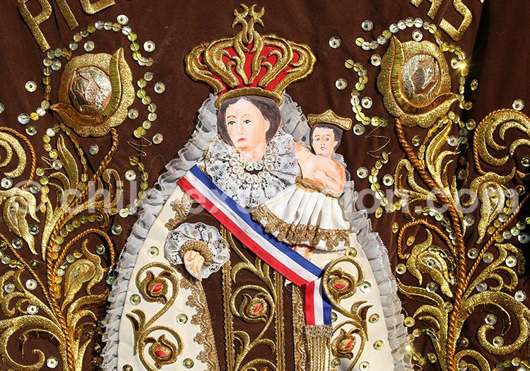 Vierge Carmen de la Tirana, Chili