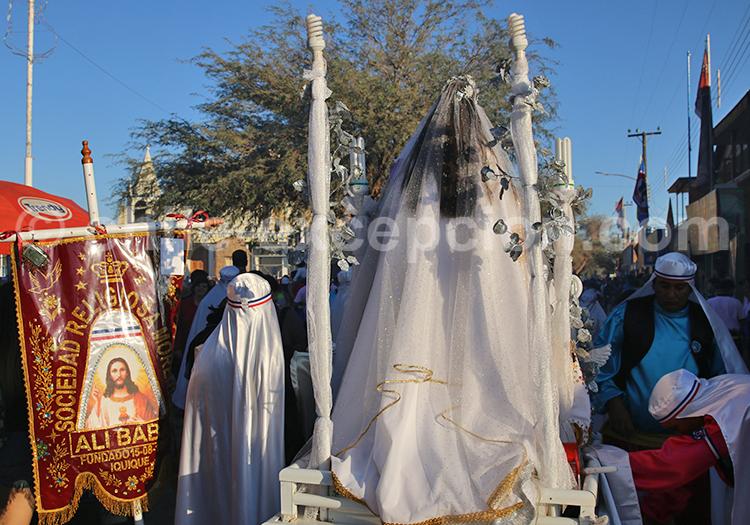Fête de la vierge de la Tirana, Chili
