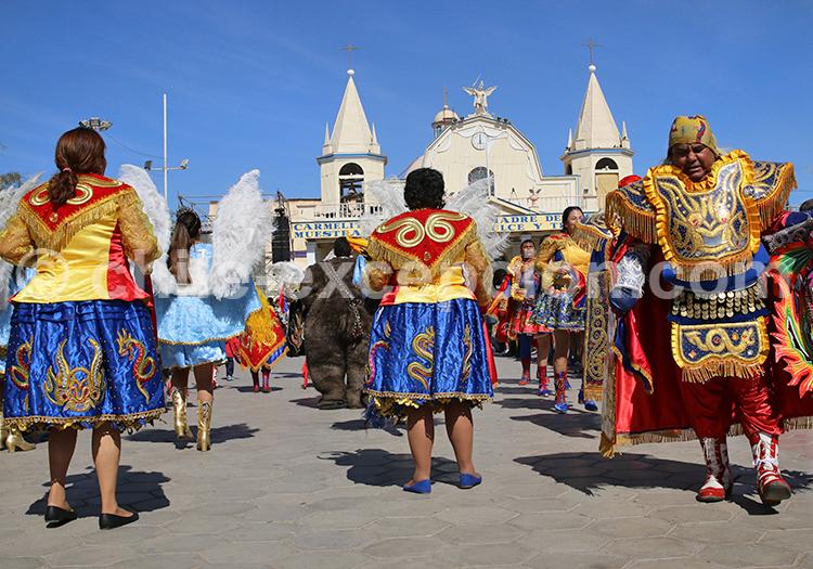 Fiesta de la Tirana, fête religieuse