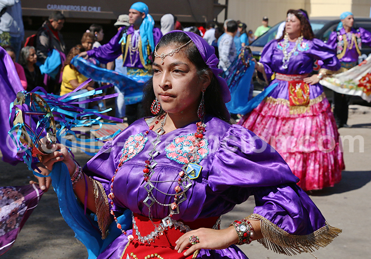 Grande fête du Nord, Chili