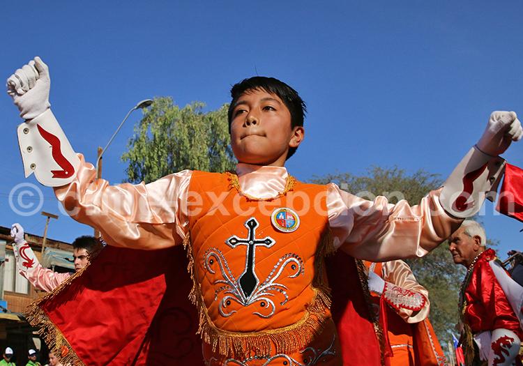 Costume traditionnel, Nord du Chili