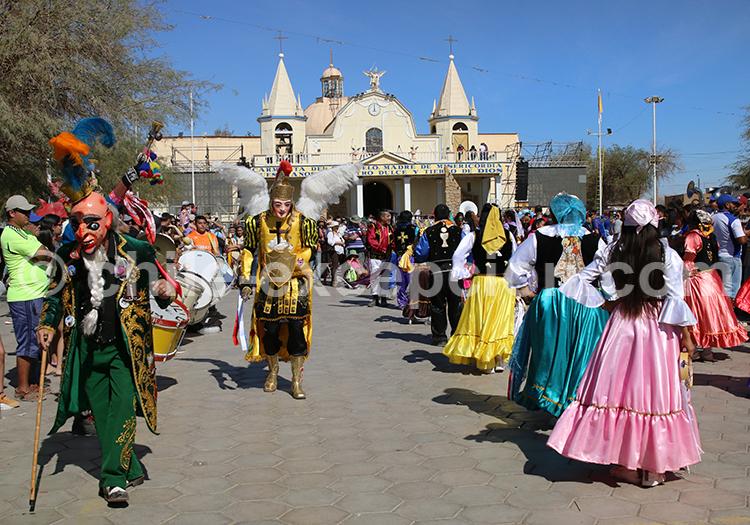 Fiesta de la Tirana, célébration andine, Chili