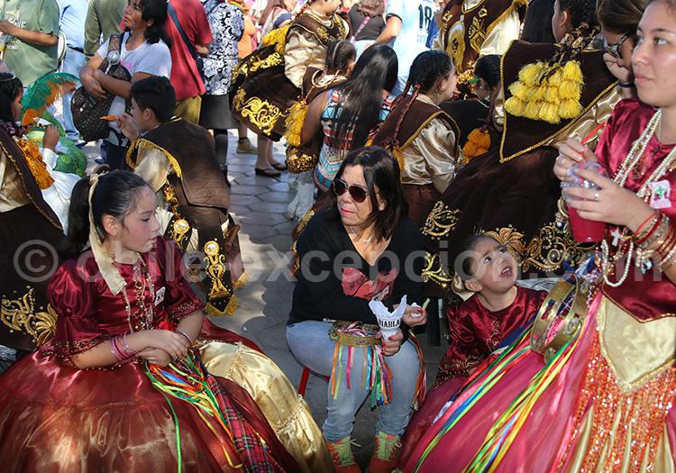 Réunion culturelle, Nord du Chili