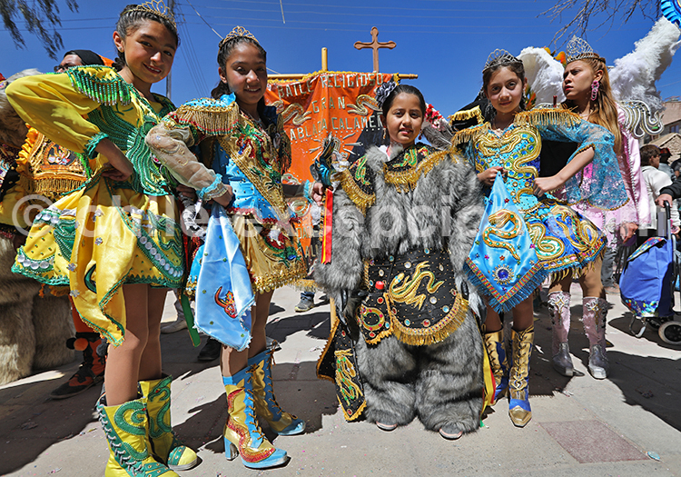 Usages et arts populaires, Chili