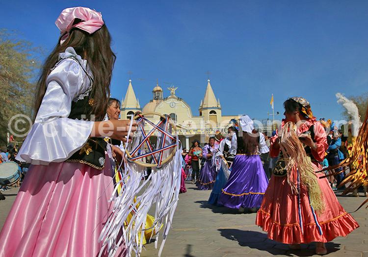 La culture au Chili, Fiesta de la Tirana