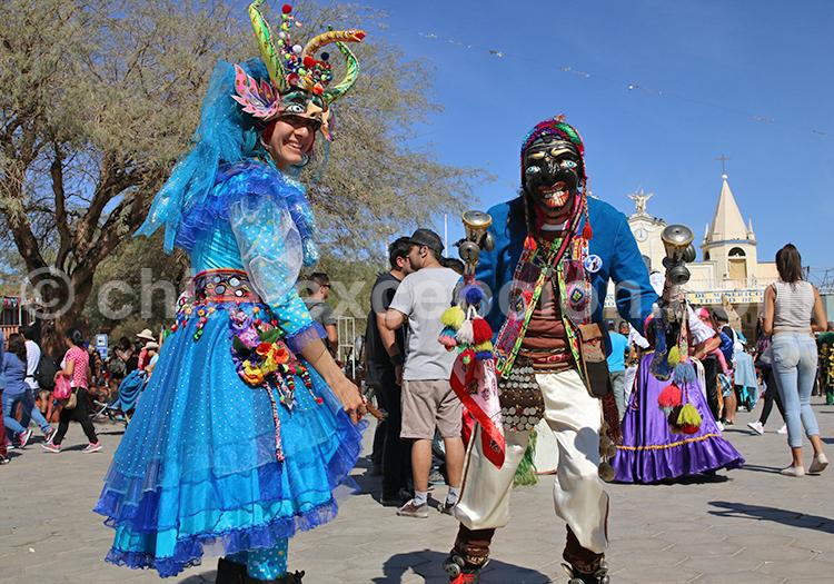 Fiesta de la Tirana, voyage guidé au Chili