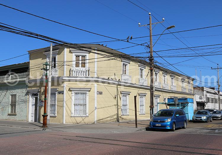 Calle Jose de San Martín, Iquique, Chili