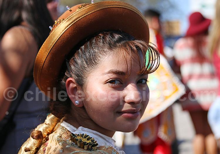 Enfants du Chili, culture