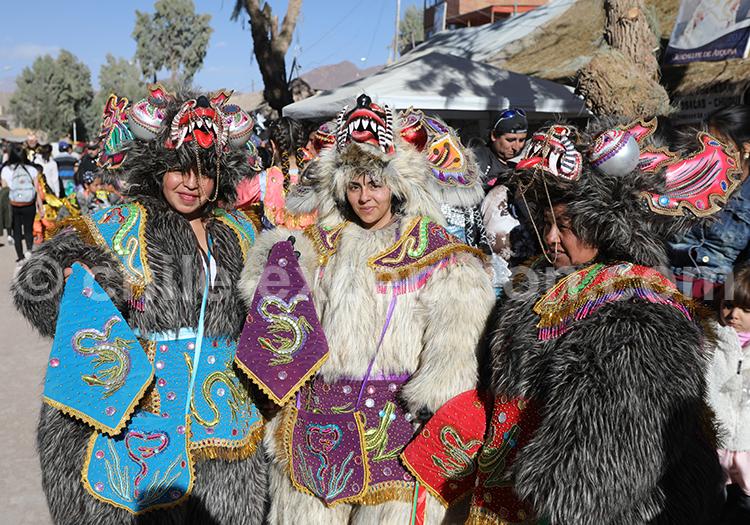 Cliché photographique, scène de fête au Chili