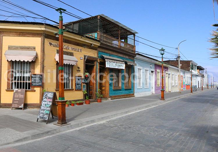 Restaurant et cafétérias d'Iquique