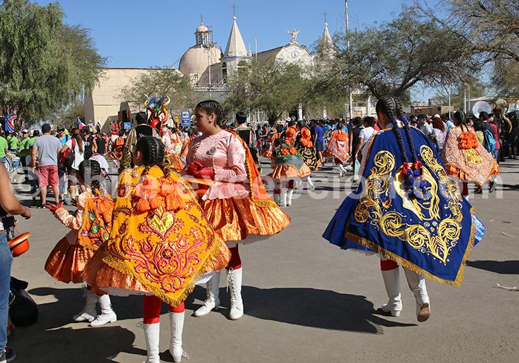 Fiesta de la Tirana, fête touristique au Chili