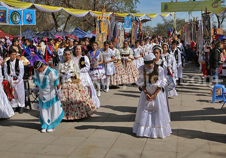 Célébration, Fiesta de la Tirana, village de la Tirana, Chili