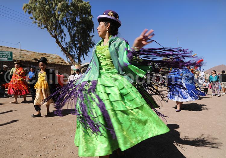 Danse religieuse à Iquique