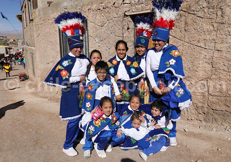 Informations sur les fêtes au Chili